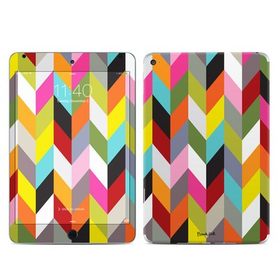Apple iPad Mini 4 Skin - Ziggy Condensed