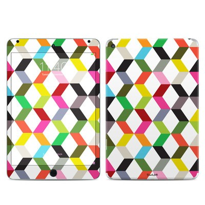 Apple iPad Mini 4 Skin - Ziggy Cube