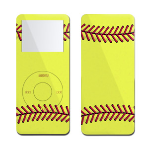 iPod nano Skin - Softball