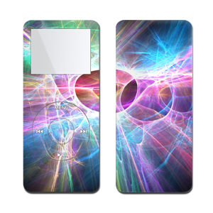 iPod nano Skin - Static Discharge
