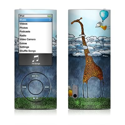 iPod nano (5G) Skin - Above The Clouds