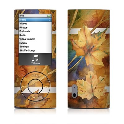 iPod nano (5G) Skin - Autumn Days
