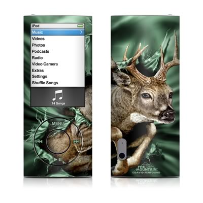 iPod nano (5G) Skin - Break Through Deer
