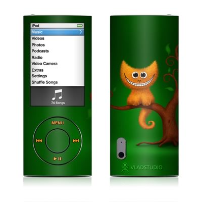 iPod nano (5G) Skin - Cheshire Kitten