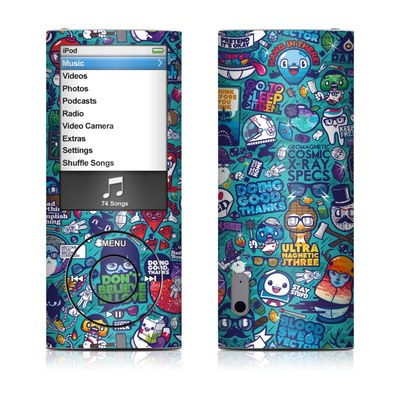 iPod nano (5G) Skin - Cosmic Ray