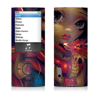 iPod nano (5G) Skin - Darling Dragonling