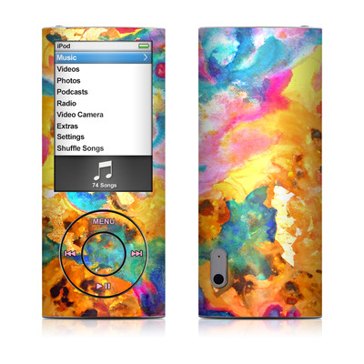 iPod nano (5G) Skin - Dawn Dance