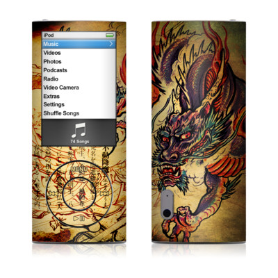 iPod nano (5G) Skin - Dragon Legend