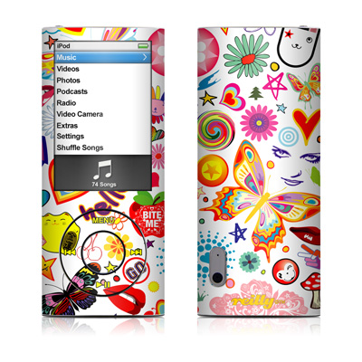 iPod nano (5G) Skin - Eye Candy