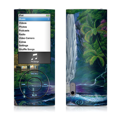iPod nano (5G) Skin - In The Falls Of Light