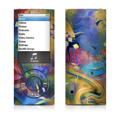 iPod nano (5G) Skin - Fascination