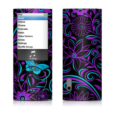 iPod nano (5G) Skin - Fascinating Surprise