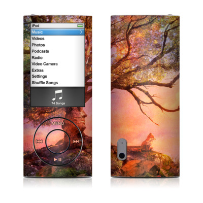 iPod nano (5G) Skin - Fox Sunset