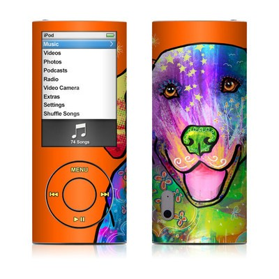 iPod nano (5G) Skin - Happy Sunshine