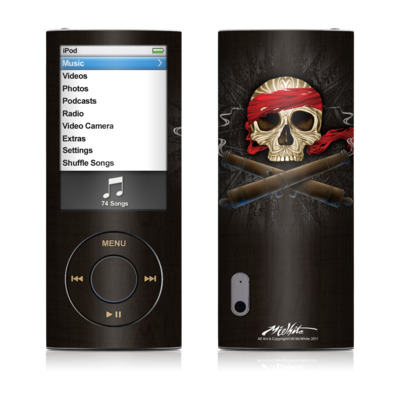 iPod nano (5G) Skin - High Seas Drifter