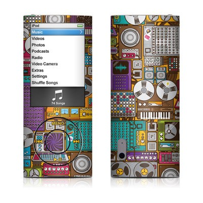 iPod nano (5G) Skin - In My Pocket