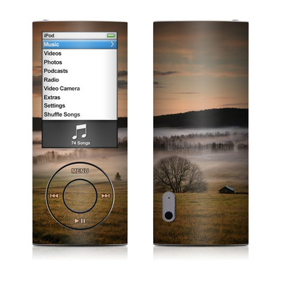 iPod nano (5G) Skin - Misty Trail