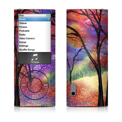 iPod nano (5G) Skin - Moon Meadow