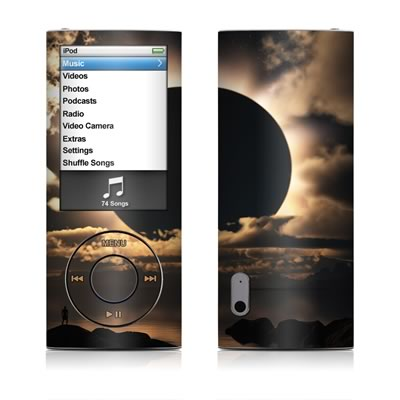 iPod nano (5G) Skin - Moon Shadow