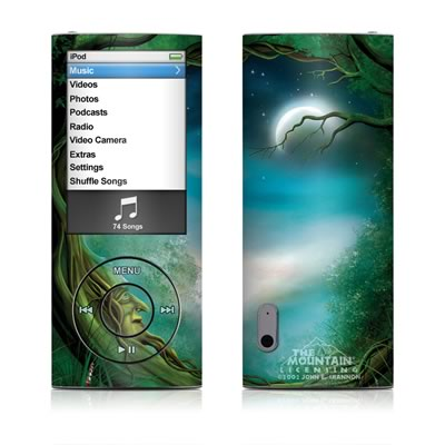 iPod nano (5G) Skin - Moon Tree