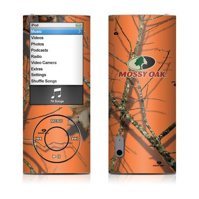 iPod nano (5G) Skin - Break-Up Lifestyles Autumn