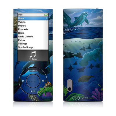 iPod nano (5G) Skin - Oceans For Youth
