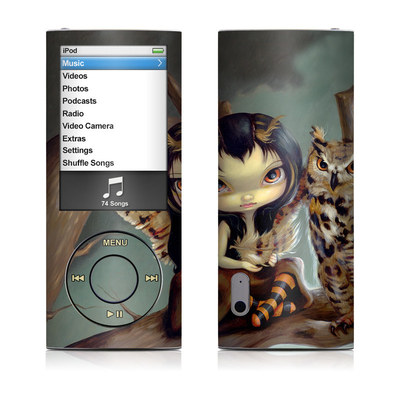 iPod nano (5G) Skin - Owlyn
