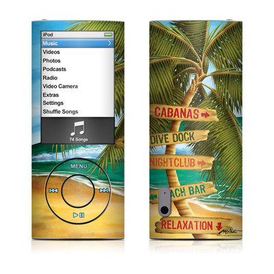 iPod nano (5G) Skin - Palm Signs