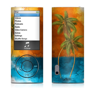 iPod nano (5G) Skin - Palm Trio