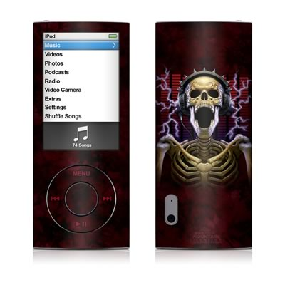 iPod nano (5G) Skin - Play Loud