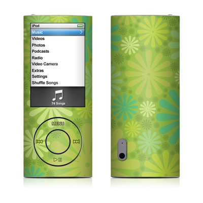 iPod nano (5G) Skin - Lime Punch