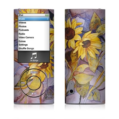 iPod nano (5G) Skin - Sunflower