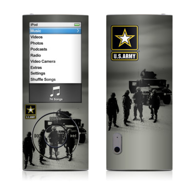 iPod nano (5G) Skin - Soldiers All