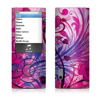 iPod nano (5G) Skin - Spring Breeze