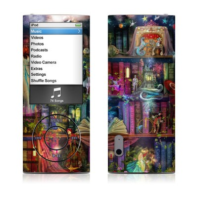 iPod nano (5G) Skin - Treasure Hunt