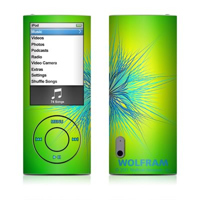 iPod nano (5G) Skin - Tube Stellations