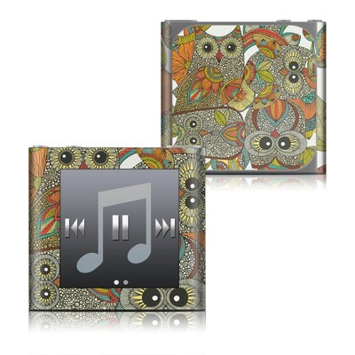 Apple iPod nano (6G) Skin - 4 owls