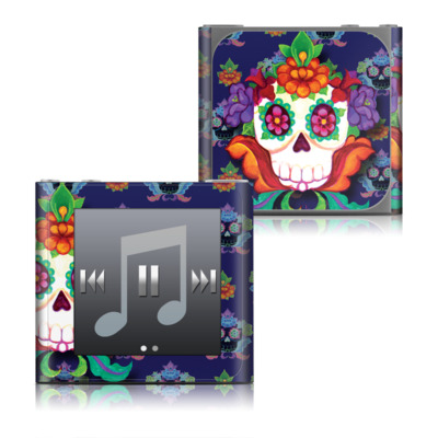 Apple iPod nano (6G) Skin - Altar Skull