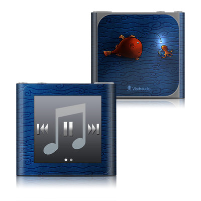 Apple iPod nano (6G) Skin - Angler Fish