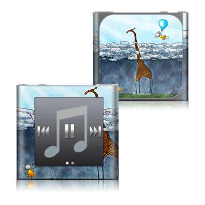 Apple iPod nano (6G) Skin - Above The Clouds