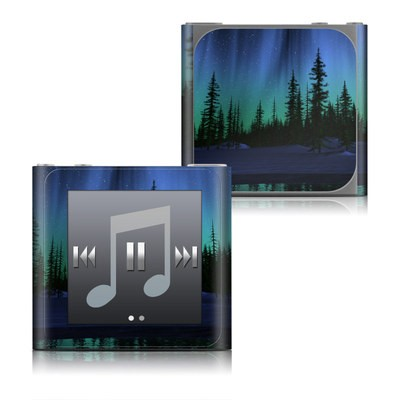 Apple iPod nano (6G) Skin - Aurora