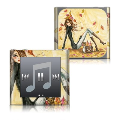 Apple iPod nano (6G) Skin - Autumn Leaves