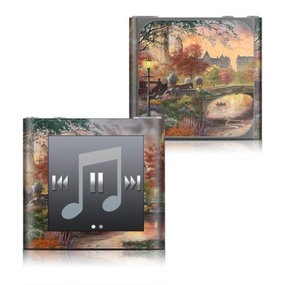 Apple iPod nano (6G) Skin - Autumn in New York