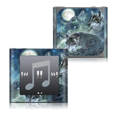 Apple iPod nano (6G) Skin - Bark At The Moon