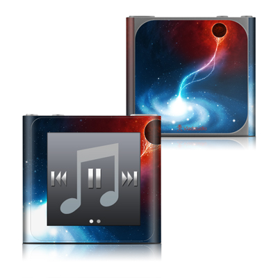 Apple iPod nano (6G) Skin - Black Hole