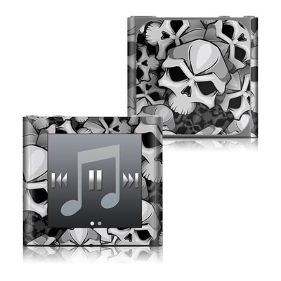 Apple iPod nano (6G) Skin - Bones