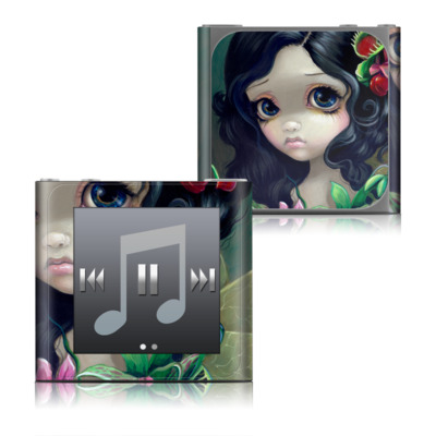 Apple iPod nano (6G) Skin - Carnivorous Bouquet