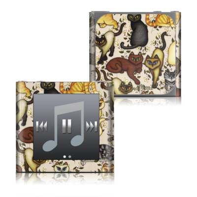 Apple iPod nano (6G) Skin - Cats