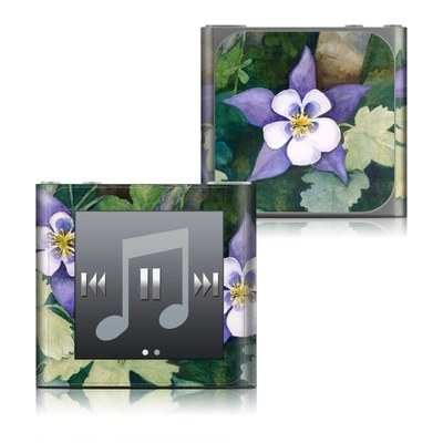 Apple iPod nano (6G) Skin - Colorado Columbines