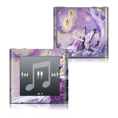 Apple iPod nano (6G) Skin - Chasing Butterflies